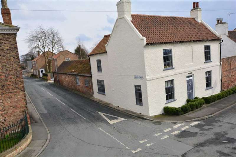 6 Bedrooms Property for sale in Main Street, Hemingbrough, Selby, YO8