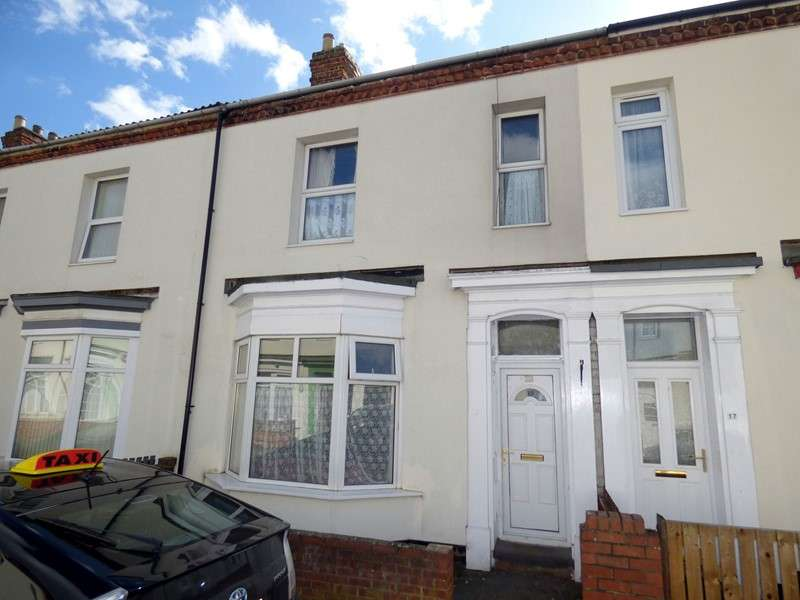 3 Bedrooms Property for sale in Park Road, Stockton, Stockton-on-Tees, Cleveland, TS18 3HY