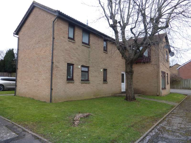 1 Bedroom Studio Flat for sale in Willow Grove, St. Mellons, Cardiff