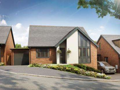 2 Bedrooms Bungalow for sale in Seaton