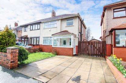3 Bedrooms Semi Detached House for sale in Water Street, Thornton, Liverpool, Merseyside, L23