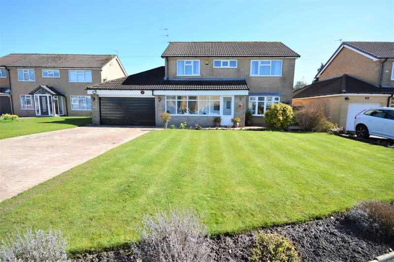 4 Bedrooms Detached House for sale in Sandown Road, Hazel Grove