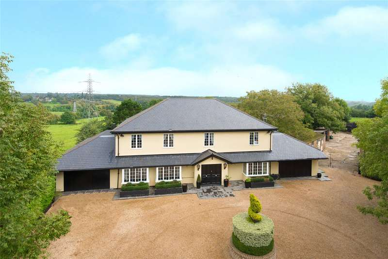 6 Bedrooms Equestrian Facility Character Property for sale in Appleby Street, Cheshunt, Waltham Cross, Hertfordshire