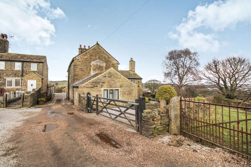 4 Bedrooms House for sale in Upper Hoyle Ing