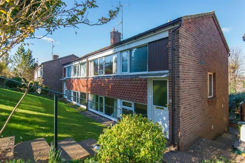 3 Bedrooms Semi Detached House for sale in Broadlands Avenue, Chesham, Buckinghamshire, HP5 1AJ