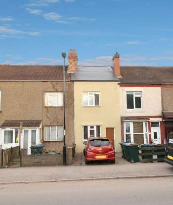 3 Bedrooms Terraced House for sale in Grange Road, Coventry, West Midlands, CV6 6DE