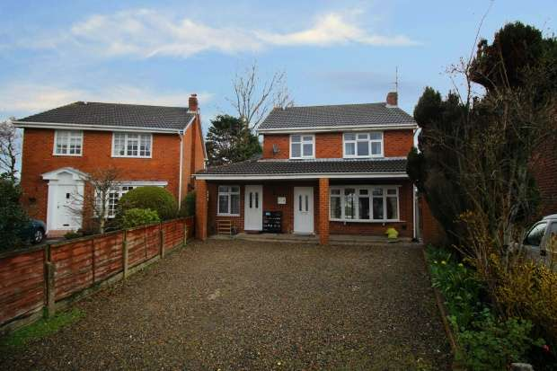 6 Bedrooms Detached House for sale in Fell View, Southport, Merseyside, PR9 8JX