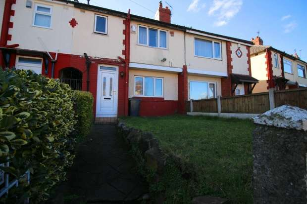 3 Bedrooms Terraced House for sale in The Crescent, Liverpool, Merseyside, L36 6DX
