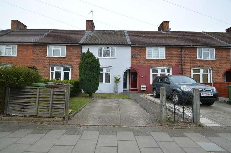 2 Bedrooms Terraced House for sale in Lodge Avenue, Dagenham