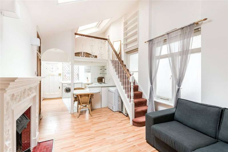 Flat for sale in Portman Mansions, Chiltern Street, London