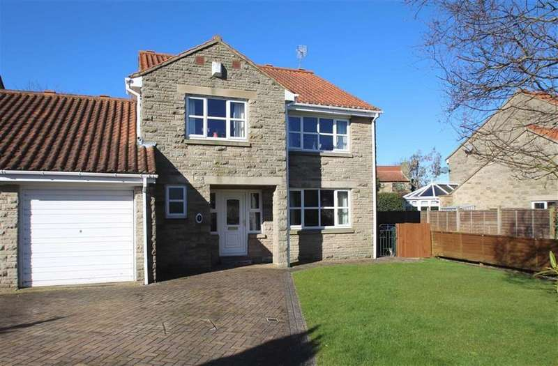 4 Bedrooms House for sale in High Garth, Winston, County Durham