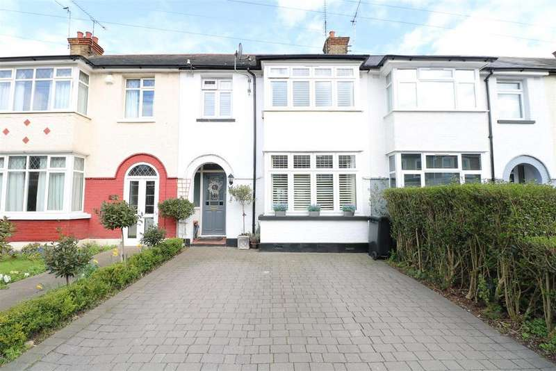 3 Bedrooms Terraced House for sale in Whitehill Road, Gravesend