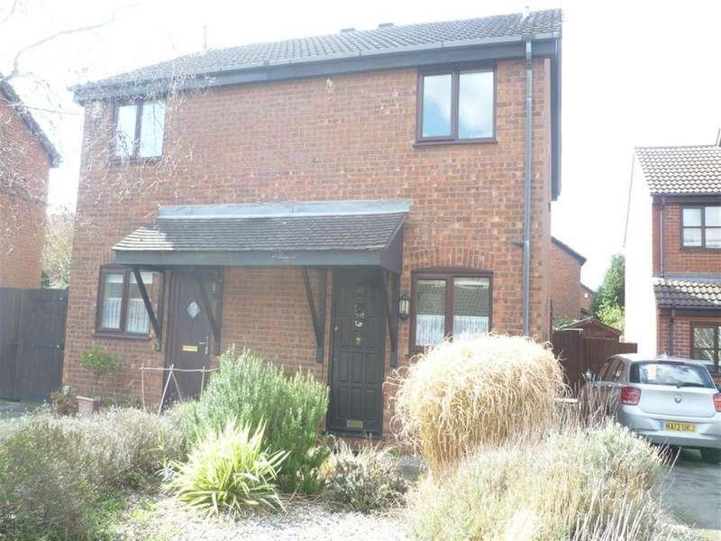 2 Bedrooms Semi Detached House for rent in Haymoor, Lichfield, Staffordshire