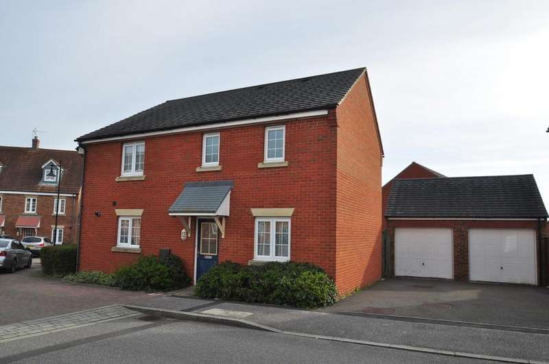 3 Bedrooms Semi Detached House for rent in Swaffer Way, Ashford