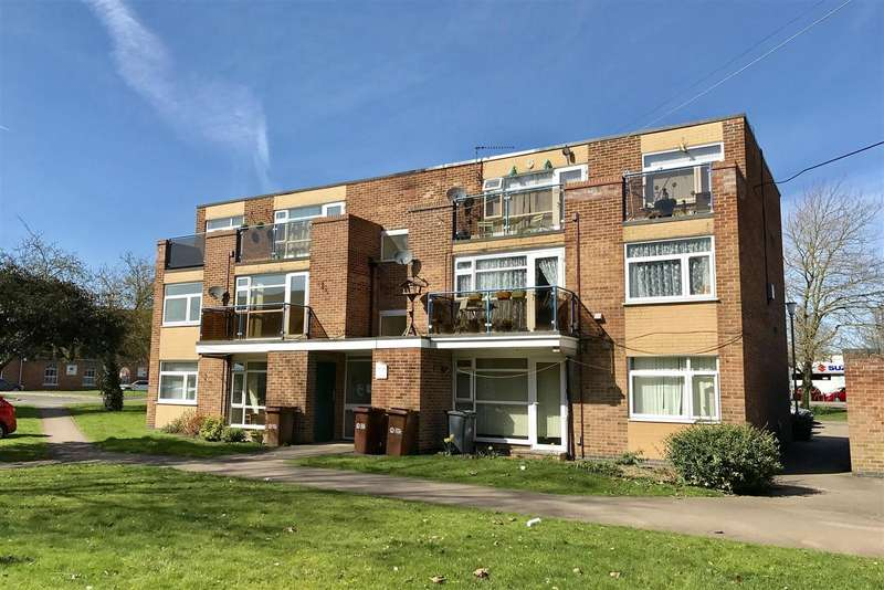 2 Bedrooms Apartment Flat for sale in Chapel Street, Melton Mowbray