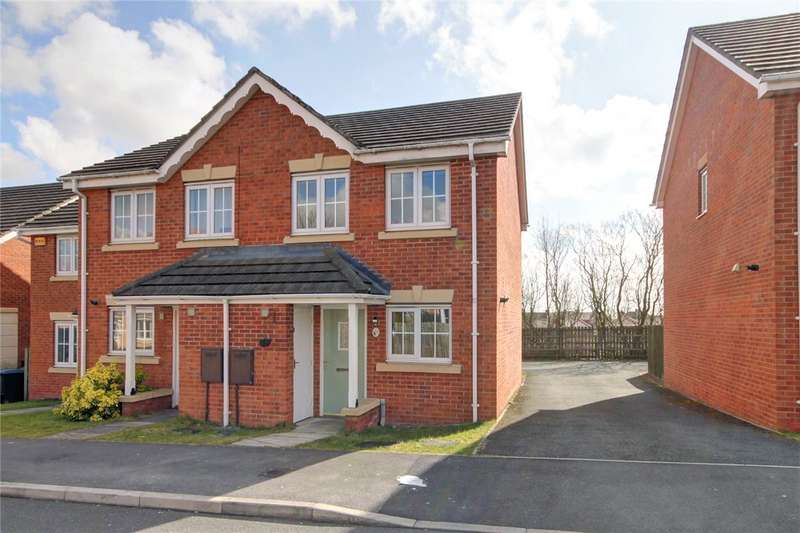 2 Bedrooms End Of Terrace House for sale in Chapel Drive, Delves Lane, Consett, DH8