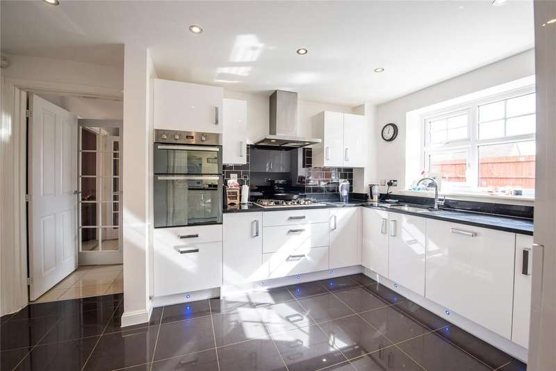 4 Bedrooms Detached House for sale in Larner Close, Newton Leys