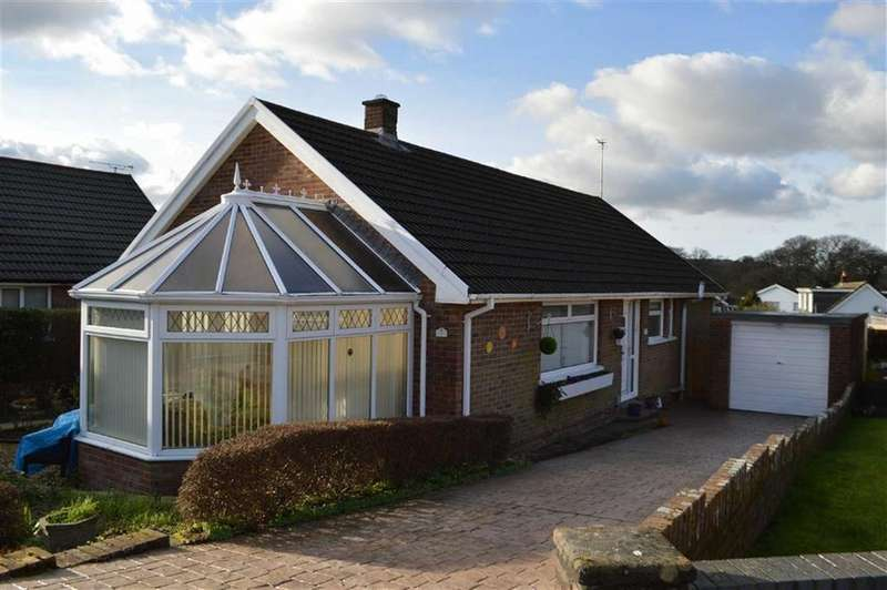 3 Bedrooms Detached Bungalow for sale in Hendrefoilan Close, Swansea, SA2