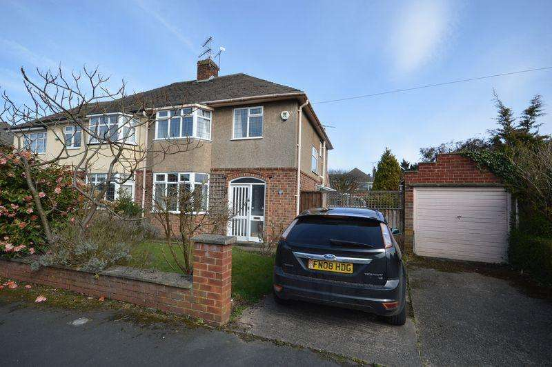 3 Bedrooms Semi Detached House for sale in Appleton Drive, Greasby