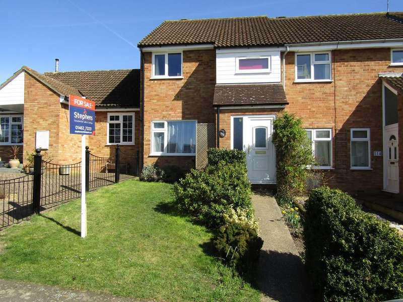 3 Bedrooms Terraced House for sale in Chase Hill Road, Church End, Arlesey, SG15 6UF