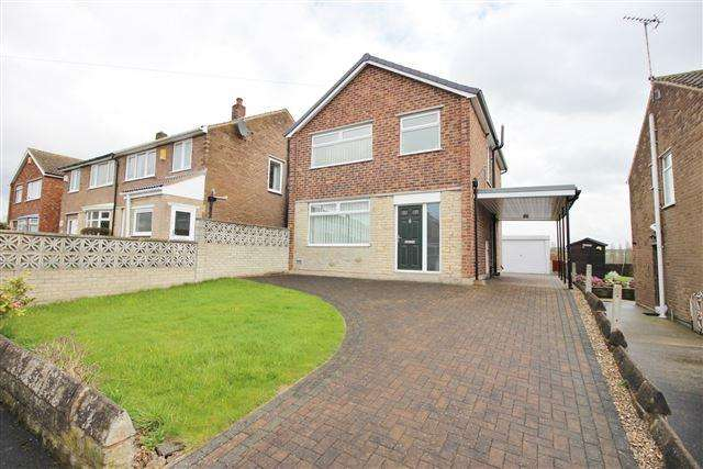 3 Bedrooms Detached House for sale in Orgreave Rise, Woodhouse Mill, Sheffield, S13 9XZ