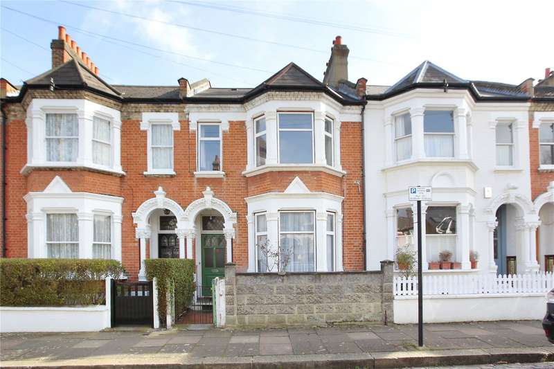 4 Bedrooms Terraced House for sale in Airedale Road, Balham, London, SW12