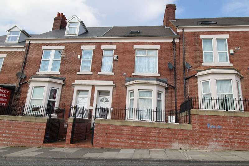 4 Bedrooms Property for sale in Armstrong Road, Newcastle upon Tyne, Tyne and Wear, NE4 8QB