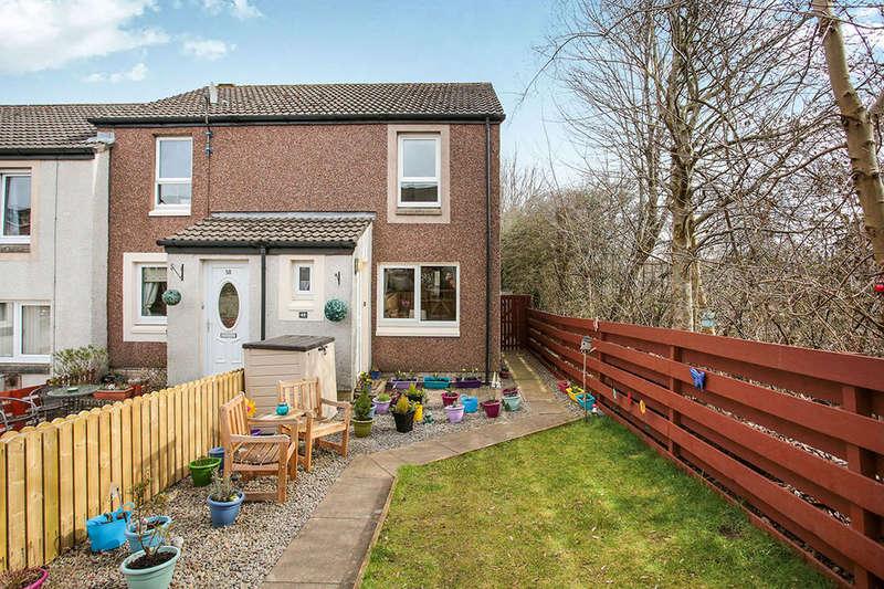 2 Bedrooms Property for sale in Gillbrae, Dumfries, DG1