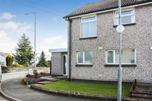 3 Bedrooms Semi Detached House for sale in Bush Villas, Dungannon, County Tyrone