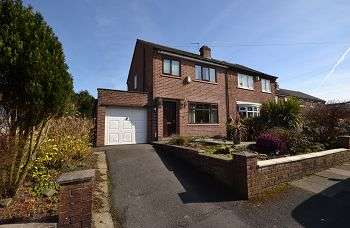 3 Bedrooms Semi Detached House for sale in Shepherds Close, Blackrod, Bolton, BL6 5DY