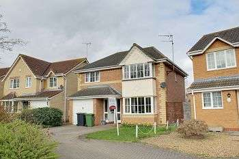 4 Bedrooms Detached House for sale in Eynesford Close, Stanground, Peterborough