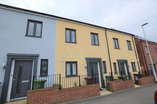 2 Bedrooms Terraced House for sale in St. Aubyn Road, Plymouth, Devon