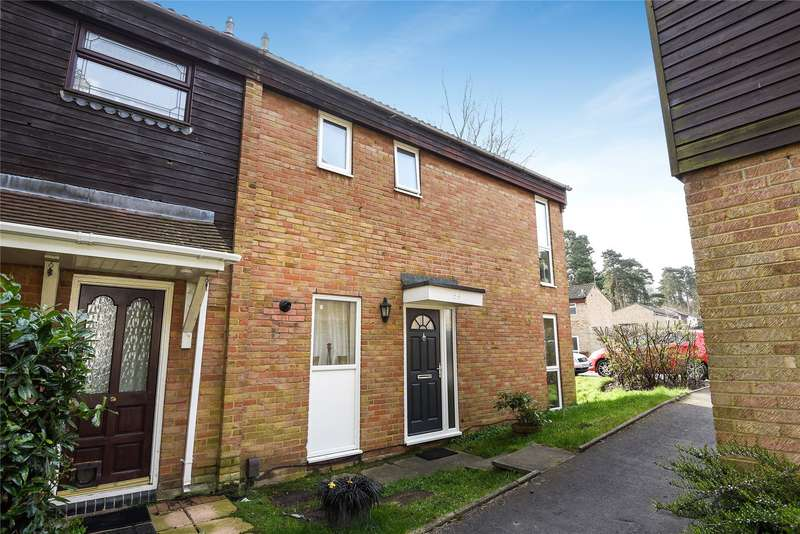 2 Bedrooms End Of Terrace House for sale in Oakengates, Bracknell, Berkshire, RG12