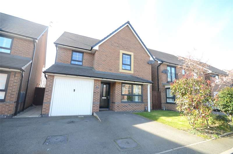 4 Bedrooms Detached House for sale in Rivenhall Square, Speke, Liverpool, L24