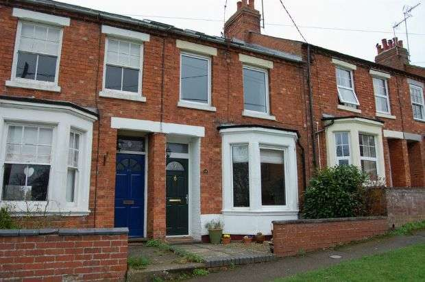 3 Bedrooms Terraced House for sale in The Banks, Long Buckby, Northampton NN6 7QQ