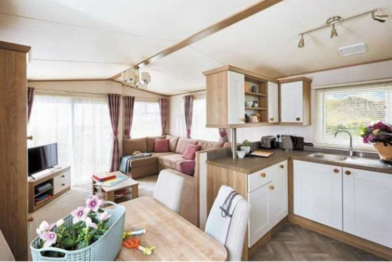 2 Bedrooms Mobile Home for sale in Sleaford Road, Tattershall, Lincolnshire