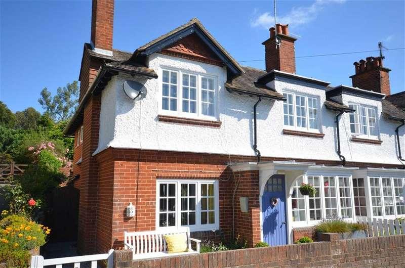 3 Bedrooms End Of Terrace House for sale in Shortfield Common Road, Frensham, Farnham