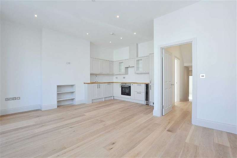 2 Bedrooms Flat for sale in Macroom Road, Maida Hill, W9
