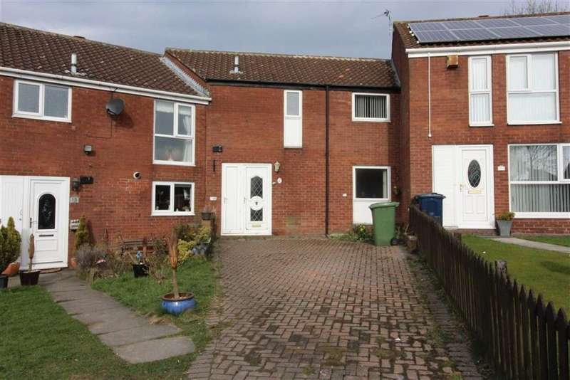 3 Bedrooms End Of Terrace House for sale in Stanhope, Oxclose, Washington