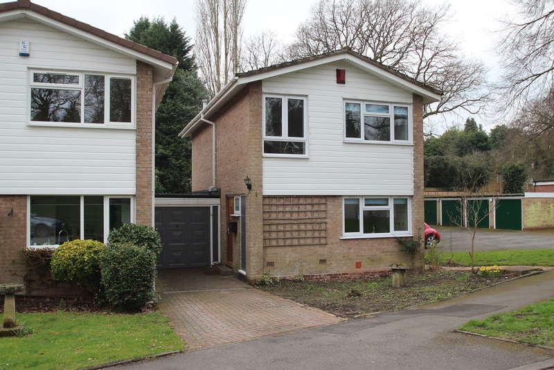 3 Bedrooms Semi Detached House for sale in Balcaskie Close, Edgbaston
