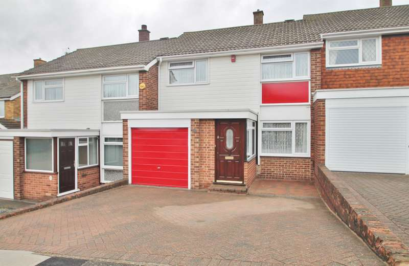 3 Bedrooms Terraced House for sale in Ladyfields, Northfleet, DA11 8NU