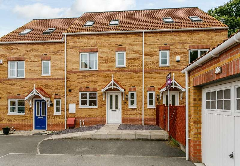 4 Bedrooms Terraced House for sale in Pearwood Close, Goldthorpe, S63