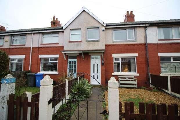 3 Bedrooms Terraced House for sale in Cambridge Road, Fleetwood, FY7