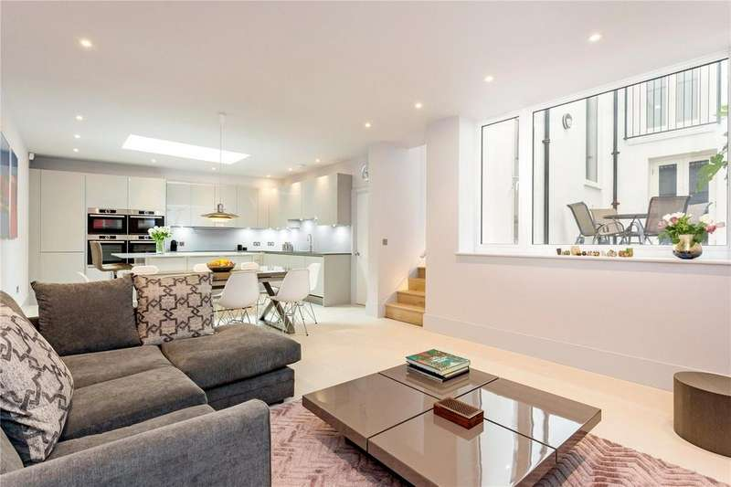 5 Bedrooms End Of Terrace House for sale in St Pancras Way, Camden, London