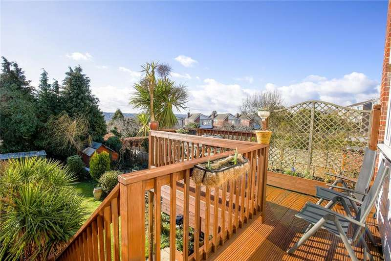 4 Bedrooms Town House for sale in Northover Road, Westbury-On-Trym, Bristol, BS9