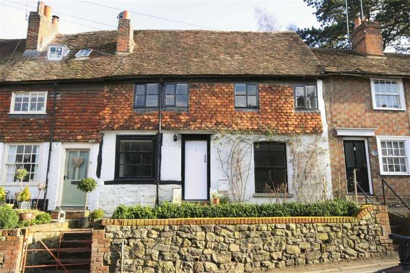 2 Bedrooms Terraced House for sale in Ightham, Kent