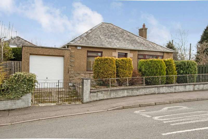 2 Bedrooms Detached Bungalow for sale in 201 Kingsknowe Road North,, Kingsknowe, Edinburgh, EH14 2ED
