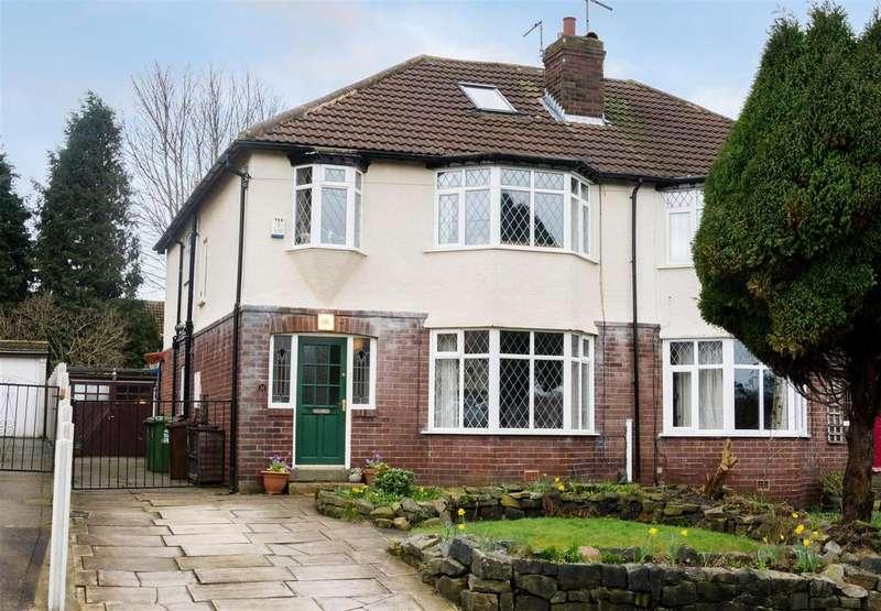 5 Bedrooms Semi Detached House for sale in 32 Parkside Crescent