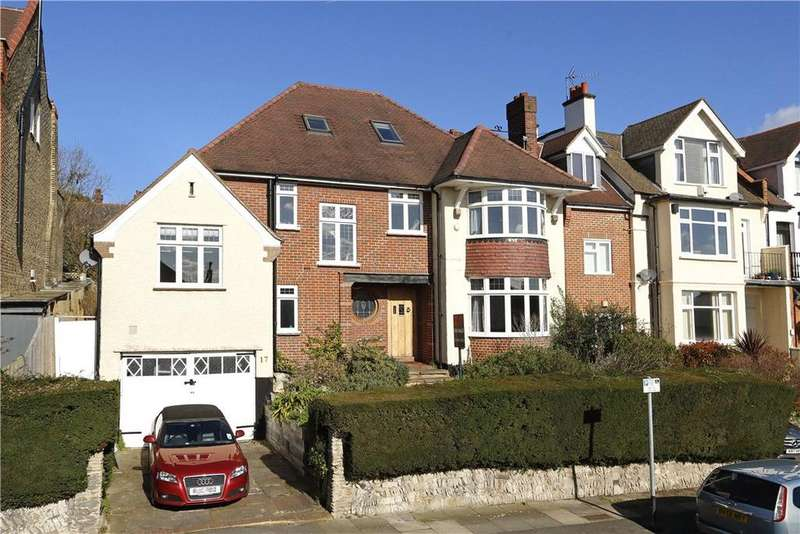 5 Bedrooms Detached House for sale in Dora Road, London, SW19