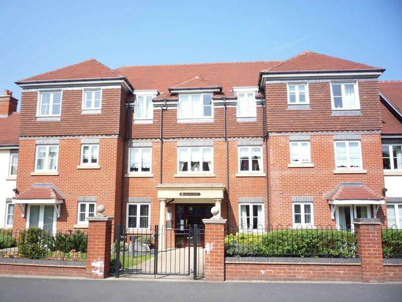 2 Bedrooms Retirement Property for sale in Union Road, Shirley, Solihull